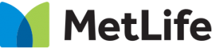 Logo for MetLife, an insurance carrier in Florida