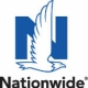 Logo for Nationwide, the insurance carrier in Hillsborough, FL