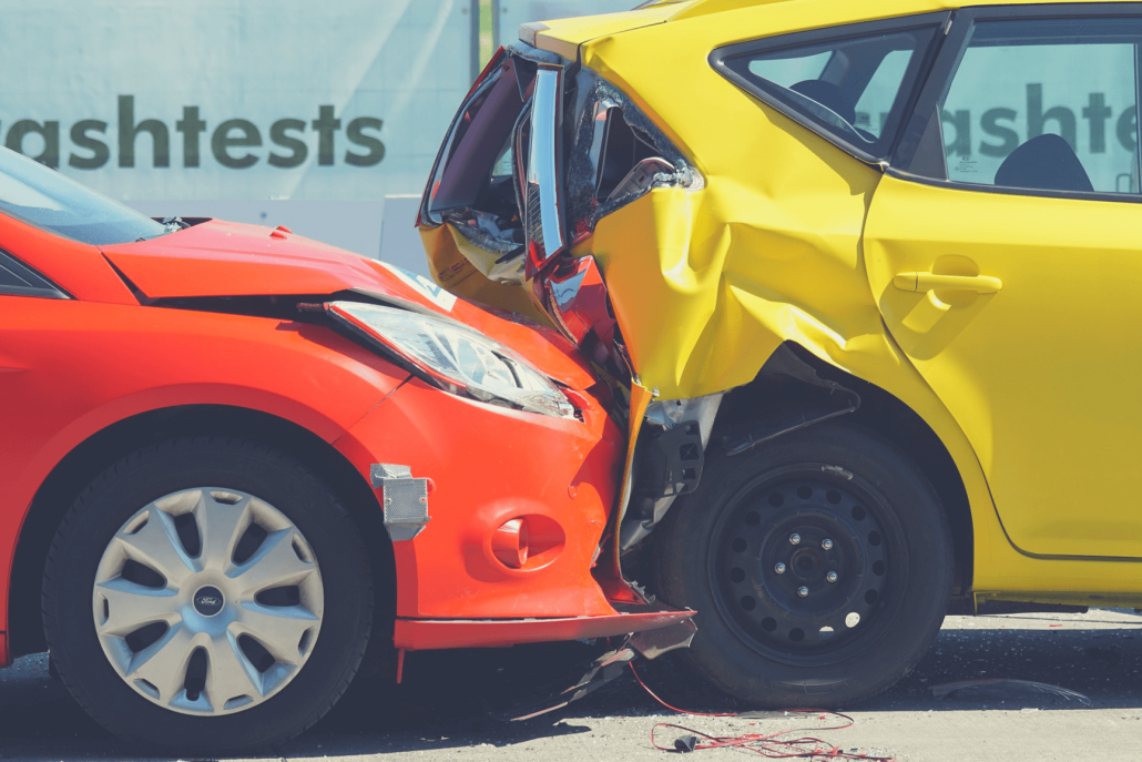 Cars covered with comprehensive car insurance in Florida