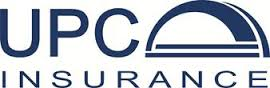 Logo for UPC Insurance, the insurance carrier in Hillsborough, FL