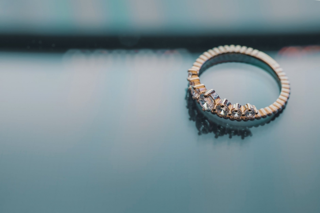 Engagement ring covered by scheduled personal property in Tampa