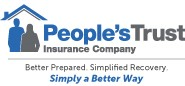 Logo for People's Trust Insurance Company